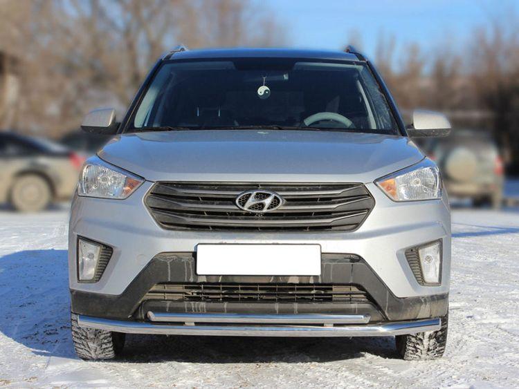 Самостоятельно разбираем салон Hyundai Creta