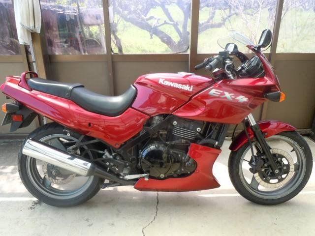 Обзор Kawasaki EX-4