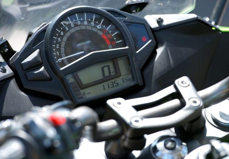 Мотоцикл Kawasaki Ninja 650R