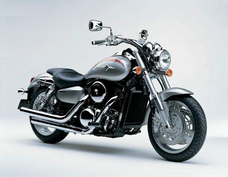 Мотоцикл Kawasaki VN 1500 Vulcan