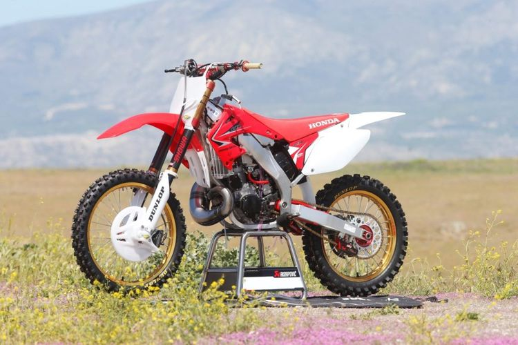 Мотоцикл Хонда CP 250