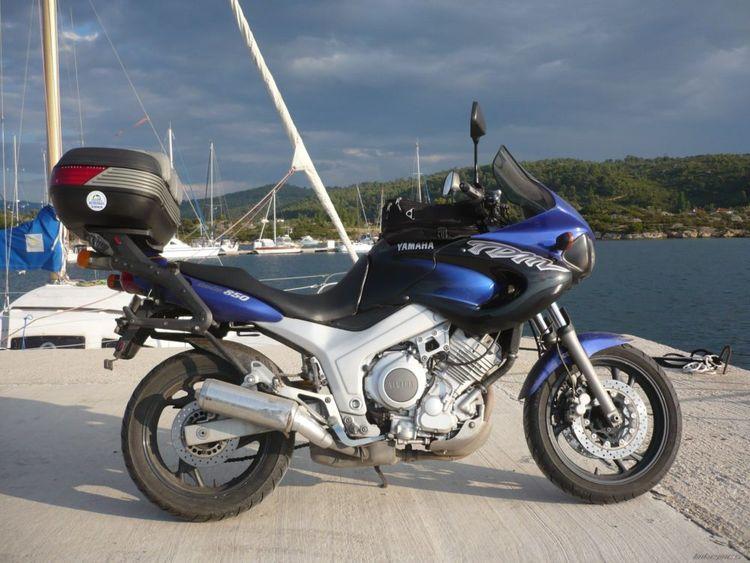 Обзор Yamaha TDM 850