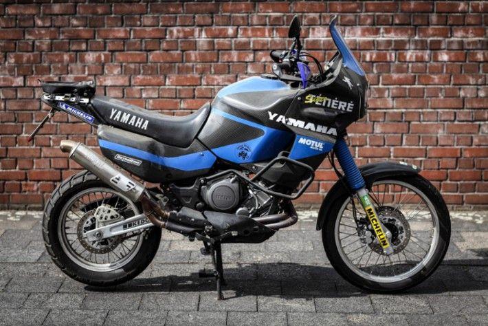 Обзор Yamaha XTZ 750 Super Tenere