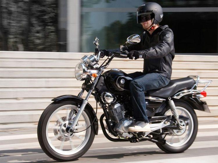 Мотоцикл Yamaha YBR 125