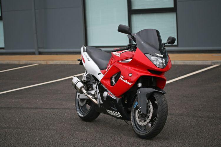 Мотоцикл Yamaha Yamaha YZF 600 R Thundercat