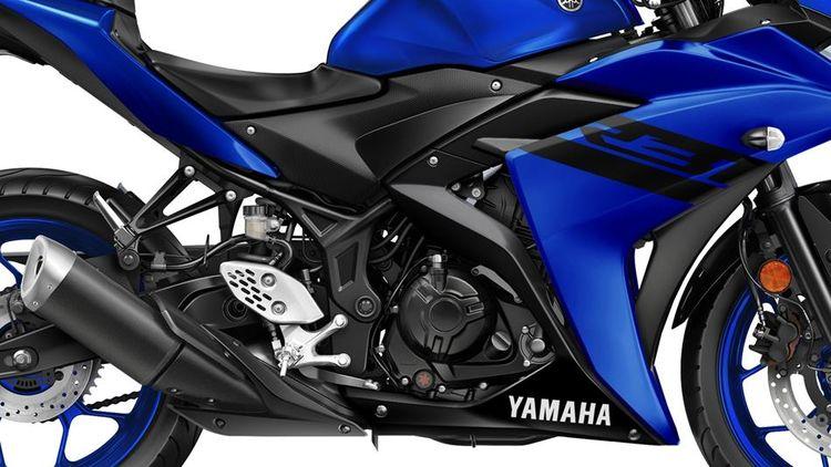Обзор Yamaha YZF R3