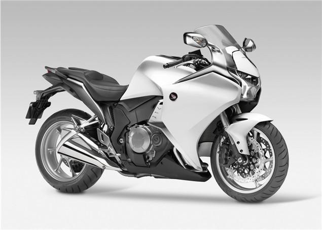 Мотоцикл Honda VFR 1200F - экстравагантный байк