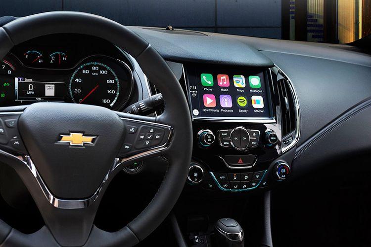 Комплектации Chevrolet Cruze