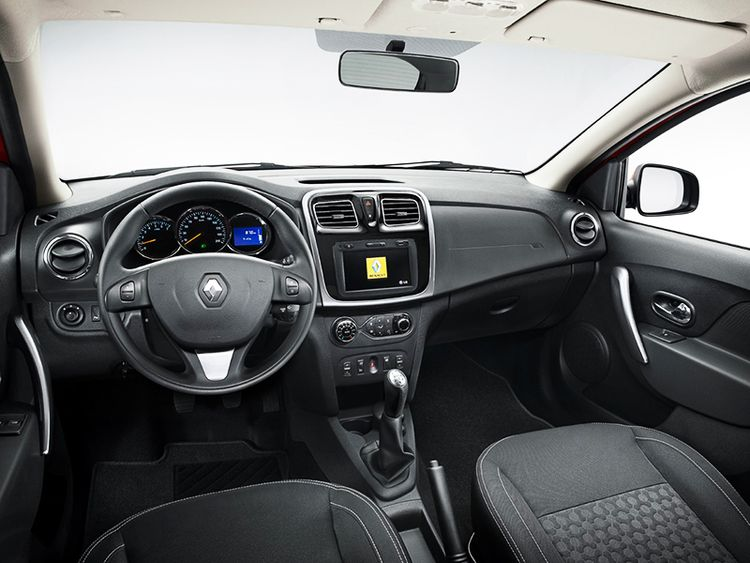Комплектации Renault Sandero