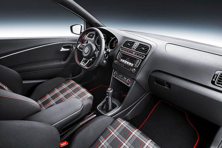 Комплектации Volkswagen Polo