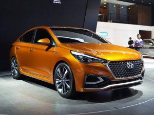 Новый Hyundai Solaris 2017 года фото видео обзор