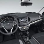 Комплектации Lada Vesta