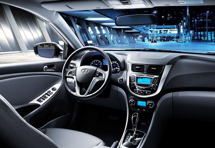 Комплектации Hyundai Solaris