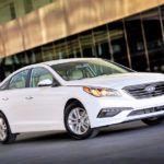 Hyundai Sonata в новом кузове