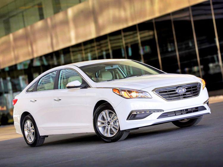 Обновленный Hyundai Sonata 2016 года фото видео обзор