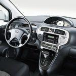 Комплектации Hyundai Matrix