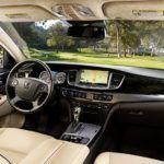 Комплектации Hyundai Equus