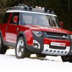 Land Rover Defender обзор
