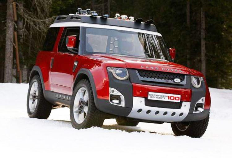 Land Rover Defender 2016 года фото видео обзор