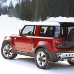 Land Rover Defender обзор