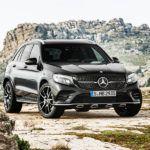 Обновленный Mercedes GLC 2016 года фото видео обзор