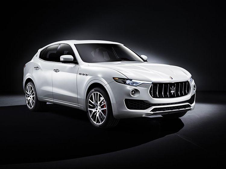 Maserati Levante 2016 года фото видео обзор
