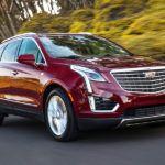 Cadillac XT 5 2016 года фото видео обзор