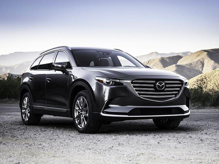 Mazda CX-9 2017 года фото видео обзор