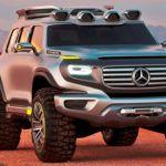 Mercedes-Benz G-Class 2017 обзор