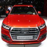 Audi Q5 2017 года обзор
