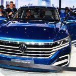 Volkswagen Touareg 2017 года фото видео обзор
