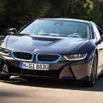 Обновленный BMW I8 2016 года фото видео обзор