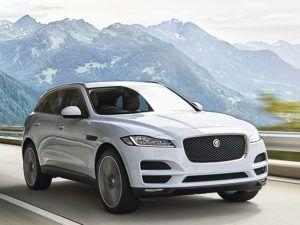 Jaguar F Pace 2016 года фото видео обзор