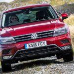 Фольксваген Тигуан 2016 новый кузов, комплектации и цены, фото