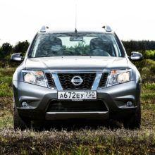 Обзор Nissan Terrano