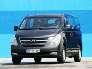 Обновленный Hyundai h1 starex 2016 года фото видео обзор