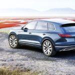 Volkswagen Touareg 2018 обзор