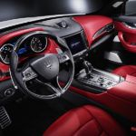 Комплектации Maserati Levante