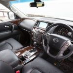 Комплектации Nissan Patrol