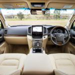 Комплектации Toyota Land Cruiser 200