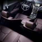 Комплектации Hyundai Grandeur