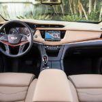 Комплектации Cadillac XT 5
