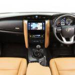 Комплектации Toyota Fortuner