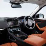 Комплектации Jaguar F Pace