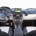 Комплектации Mercedes-Benz G-Class