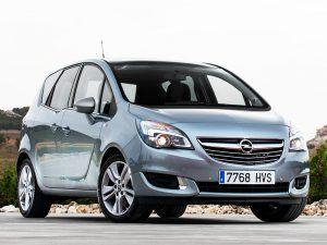 Новый Opel Meriva 2016 года фото видео обзор