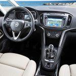 Комплектации Opel Zafira Tourer