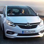 Обновленный Opel Zafira Tourer 2016 года фото видео обзор