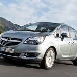 Новый Opel Meriva обзор