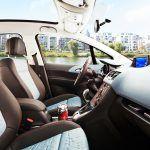 Комплектации Opel Meriva
